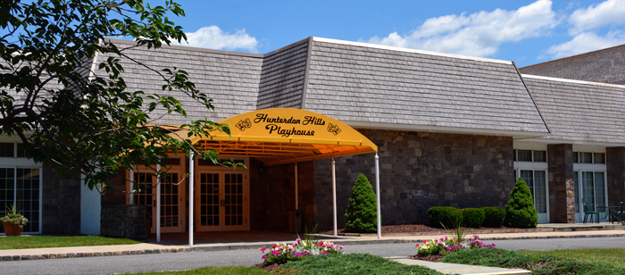 Hunterdon Hills Playhouse - Entrance